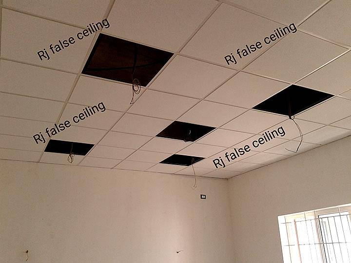 False Ceiling Painting