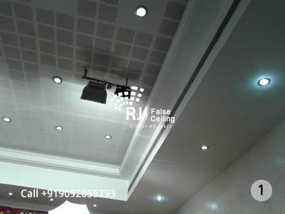 Sound Proof False Ceiling