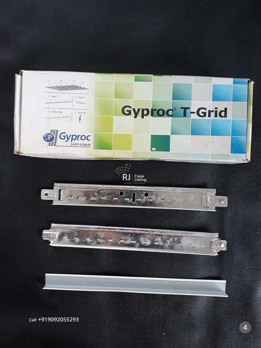 Standard T-Grid Channels